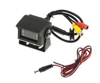 4CBxCAM2 pieni peruutuskamera pakettiautoihin, työkoneisiin ja matkailuautoihin
