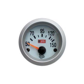 Autogauge 8050660 upotettava öljynlämpömittari 50 – 150 astetta