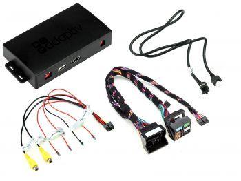 ADVM-VW1 Jälkiasennettu Etu-, tai Takakamera Volkswagen alkuperäiseen soittimeen Adaptiv Mini HDMI