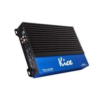 KICX AP 2.120AB 2-kanavainen autovahvistin