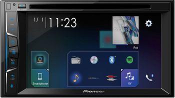 "Pioneer AVH-Z2200BT 6.2"" DSP DVD Bluetooth Multimediasoitin"