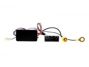 CAM-HD1-RT Honda alkuperäinen peruutuskamera jälkiasennettuun autosoittimeen adapteri