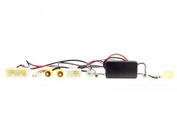 CAM-KI1-RT-C Kia alkuperäinen peruutuskamera jälkiasennettuun autosoittimeen adapteri