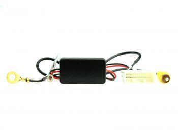 CAM-KI1-RT Kia alkuperäinen peruutuskamera jälkiasennettuun autosoittimeen adapteri