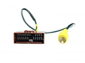 CAM-NS3-RT Nissan alkuperäinen peruutuskamera jälkiasennettuun autosoittimeen adapteri