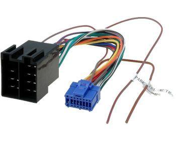 CT21PN-192 Pioneer soittimen johtosarja – ISO