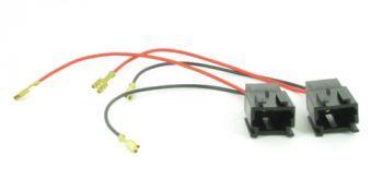 CT55-CT02 Citroen auton alkuperäisen kaiutinliittimen johtoadapteri