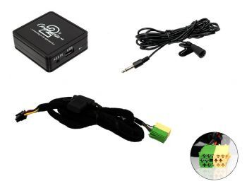 CTACTBT003 Citroen Bluetooth Hands Free – Audiostreamaus – Aux