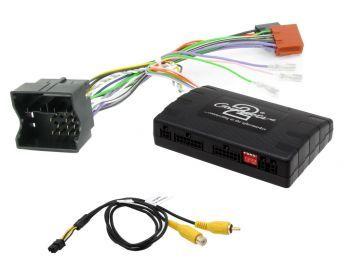 VW CTUVW01 Rattisäädinadapteri + infoadapteri