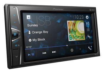 Pioneer DMH-G220BT pesätön 6.2 tuuman Bluetooth Multimediasoitin