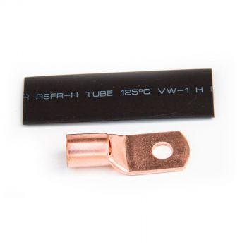 MDS RTP-50 rengasliitin 50mm2 virtakaapelille - kuparinen