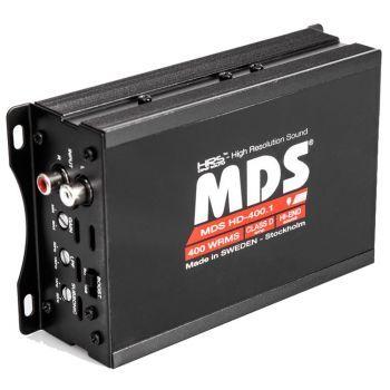 MDS HRS HD-400.1 mono autovahvistin