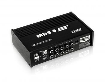 MDS A8DSP 6/8 kanavainen 31EQ DSP Plug and Play Audiophile vahvistin
