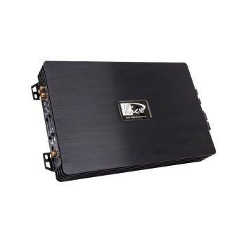 KICX QS 4.160 M Black Edition 4-kanavainen autovahvistin