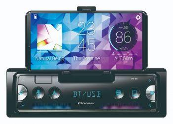 Pioneer SPH-10BT pesätön iPhone – Android puhelimen mediasoitin