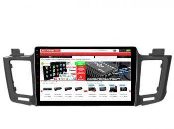 Toyota RAV4 - 10.1 tuuman Android 8.1 Navigointi, Multimediasoitin