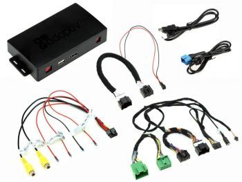 ADVM-GM1 Jälkiasennettu Etu-, tai Takakamera GM Opel alkuperäiseen soittimeen Adaptiv Mini HDMI