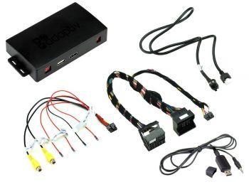 Mercedes ADVM-MB2 Adaptiv Mini HDMI Kamera lisäadapteri