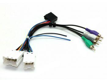 CT51-NS01 Nissan aktiivisen äänijärjestelmän adapteri