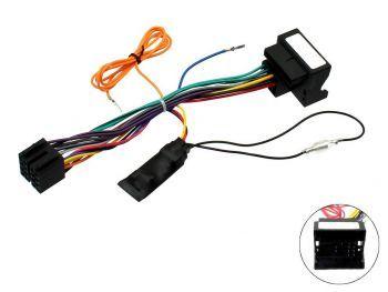 CTHUE-CT1 Citroen autokohtainen CAN - ISO johtosarja