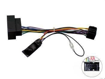 CTHUE-FT1 Fiat autokohtainen CAN - ISO johtosarja