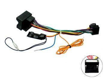 CTHUE-PE2 Peugeot autokohtainen CAN - ISO johtosarja