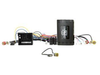 Porsche CTUPO01 Rattisäädinadapteri + infoadapteri
