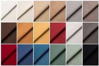 Fibramid möbeltyg 1,45m x 1 m - Hög kvalitet alternativ till Alcantara på duk