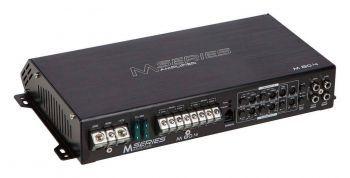 Audio System M80.4 4-kanavainen autovahvistin
