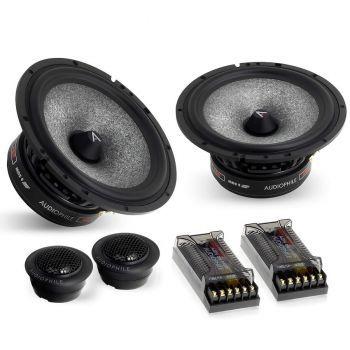 MDS Audiophile A6R 17cm erillissarja autokaiutin
