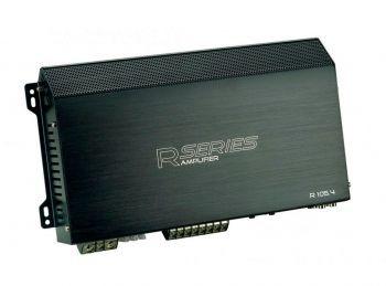 Audio System R105.4 4-kanavainen autovahvistin