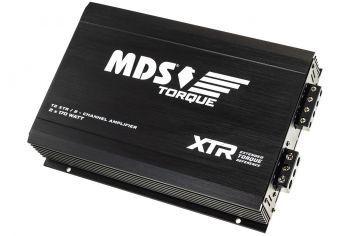 MDS Torque T2 XTR 2-kanavainen autovahvistin