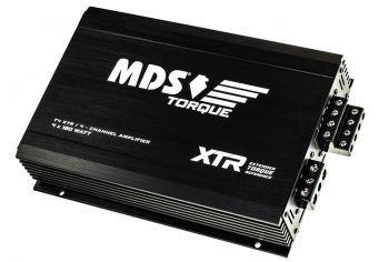 MDS Torque T4 XTR 4-kanavainen autovahvistin